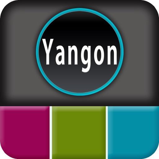 Yangon Offline Map Guide