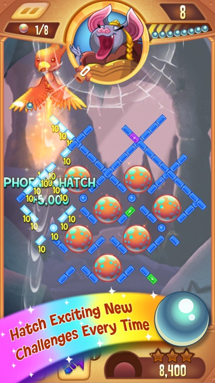 Peggle Blast screenshot-4