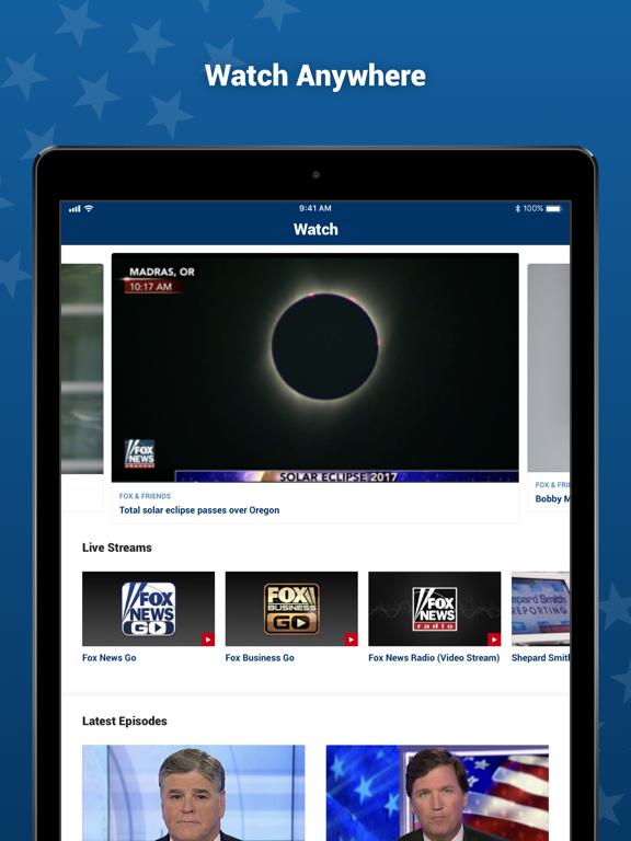 Fox News: Live Breaking News | App Price Drops