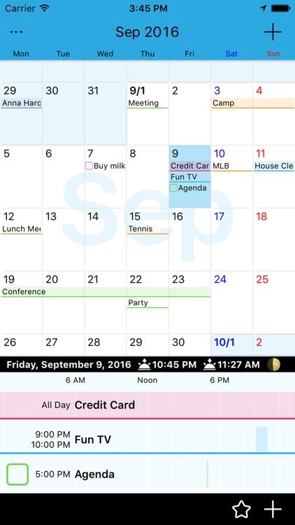 Calendar Z