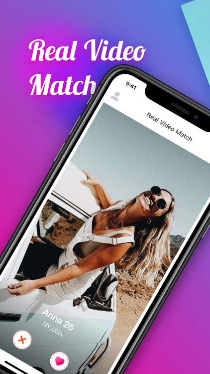 Real Video Match: Search, Date