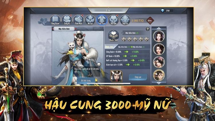 Tam Quốc Vương Giả screenshot-3