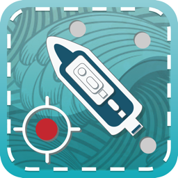 Ícone do app Battleship Classic Board Game