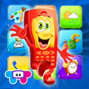 Phone for Kids – All in One Activity Center for Children HD icon