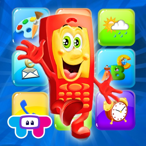 Phone for Play - Creative Fun iOS App