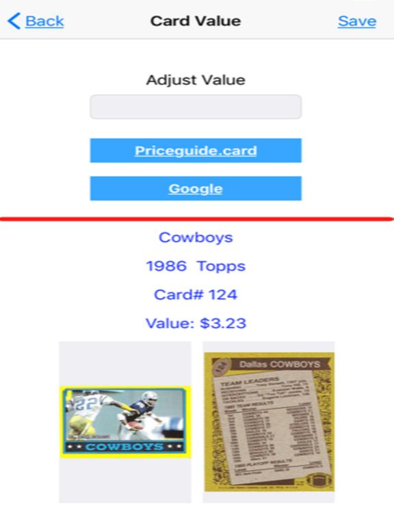 Card Collector Screenshots