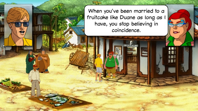 Broken Sword 2: Remastered screenshot-0