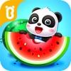 ベビーパンダのフルーツ畑-リンゴの家族 - iPhoneアプリ