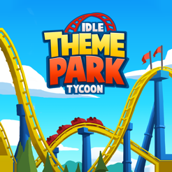 Idle Theme Park Tycoon Game On The App Store