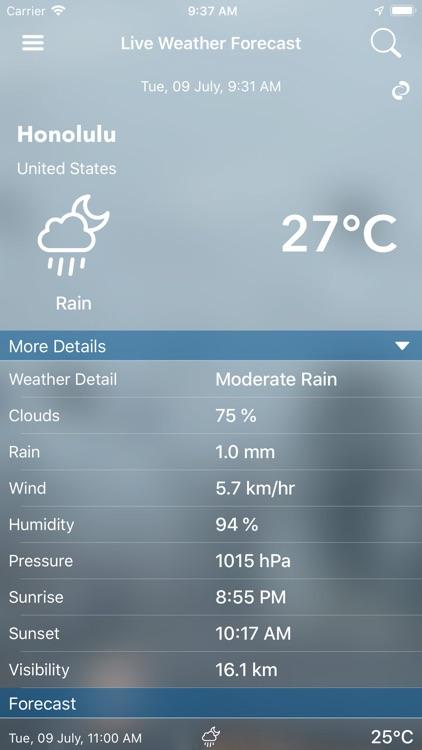 Weather Update Live screenshot-8