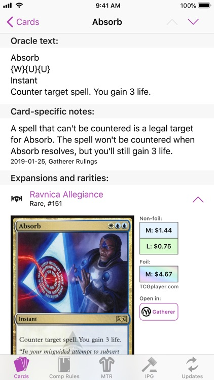 MTG Guide screenshot-0