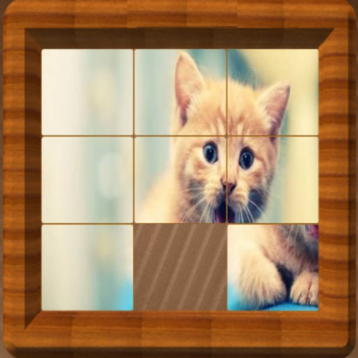 Sliding Puzzle : Tile Puzzle icon