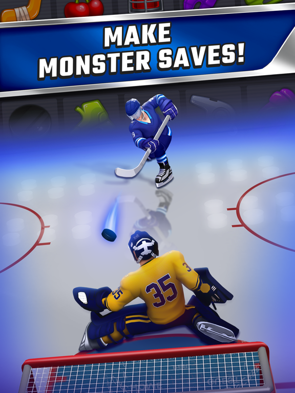Puzzle Hockey screenshot 4