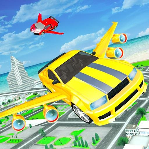 Unique Flying Car Game