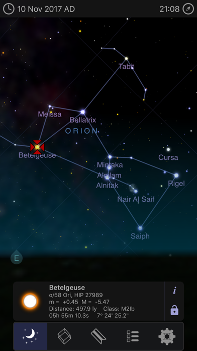 StarMap 3D: Star Guide Screenshots