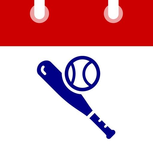 Baseball Games Calendars