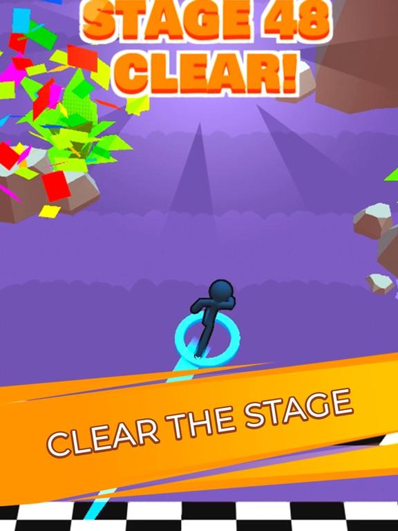 Stickman Dash! screenshot 10