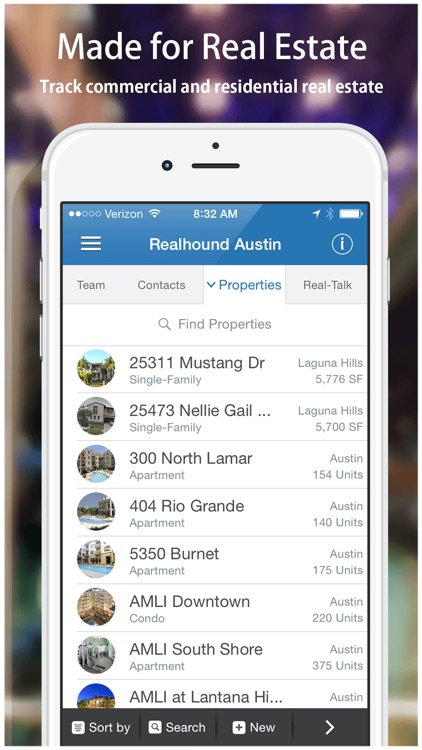 Realhound Real Estate CRM