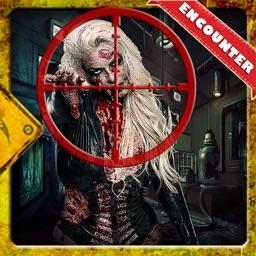 Dead Zombie Killer Sniper 3D