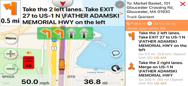 SmartTruckRoute: Truck GPS on the App Store