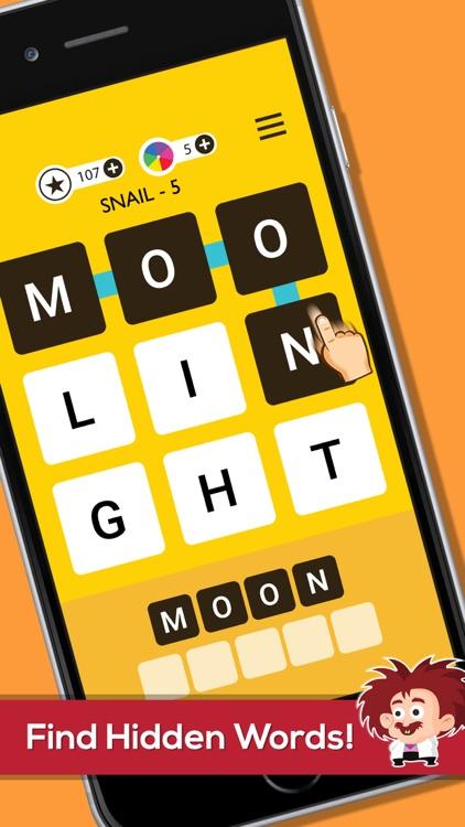 Word Trek - Word Block Puzzles screenshot-0
