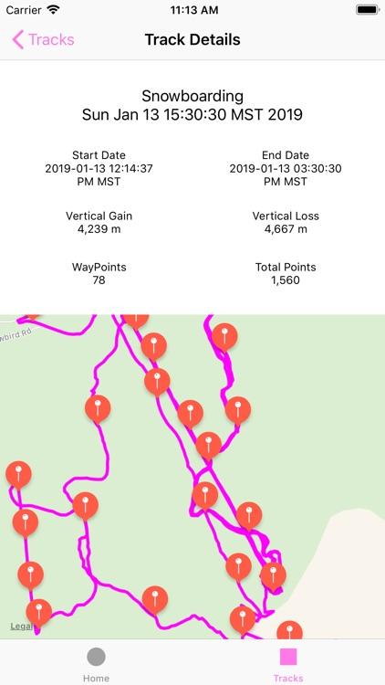 MountainMap screenshot-5
