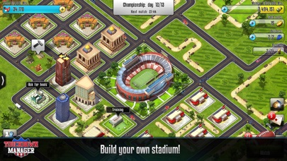 Touchdown Manager free Gold hack