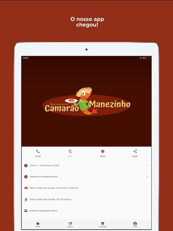 Camarão Manezinho screenshot 7