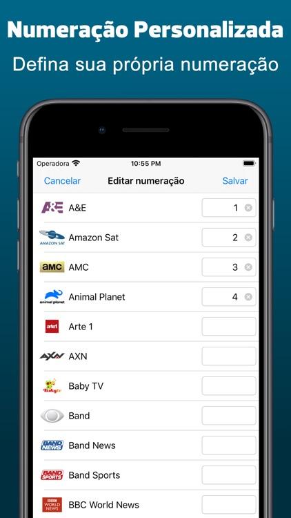 Guia TV Fácil - Programação TV screenshot-9