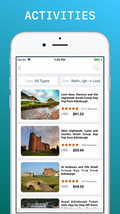 Edinburgh Travel Guide . screenshot-5