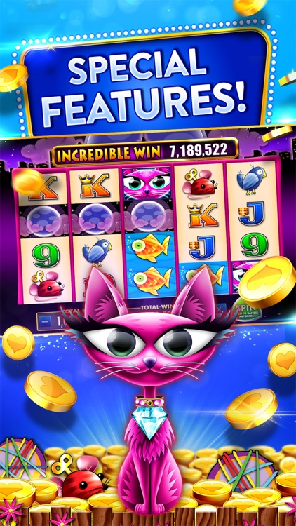 Heart of Vegas – Slots Casino screenshot-8