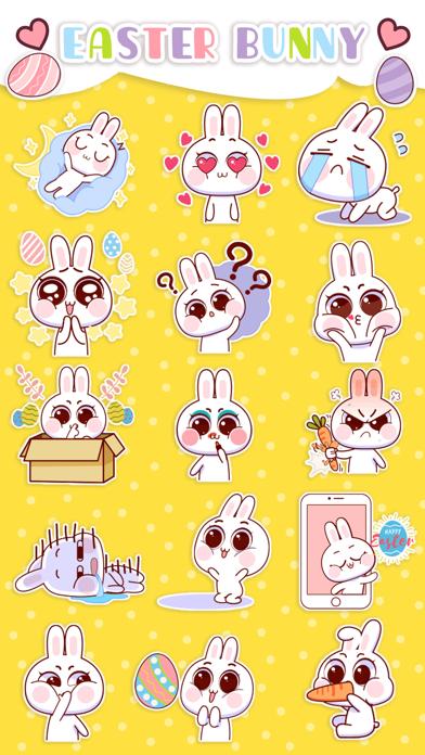 点击获取Happy Easter Stickers *
