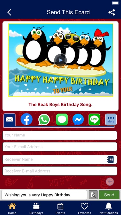 Greeting Cards & Wishes screenshot-6