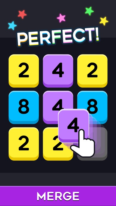 4096 Merge Match screenshot 1