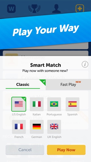 767961de265 Words With Friends – Word Game on the App Store