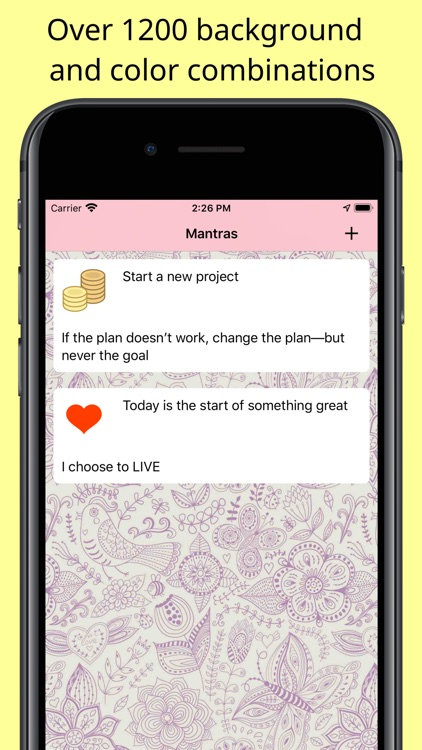 Personal Mantra screenshot-6