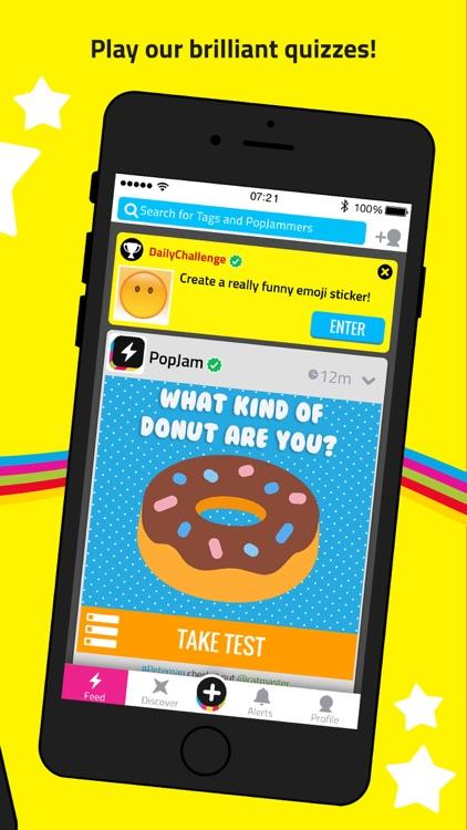 PopJam screenshot-3