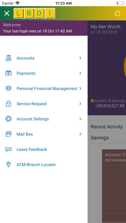 LBDI Mobile Banking screenshot-2