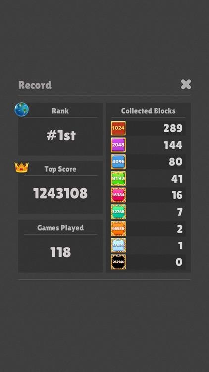 Drop The Number : Merge Puzzle screenshot-5