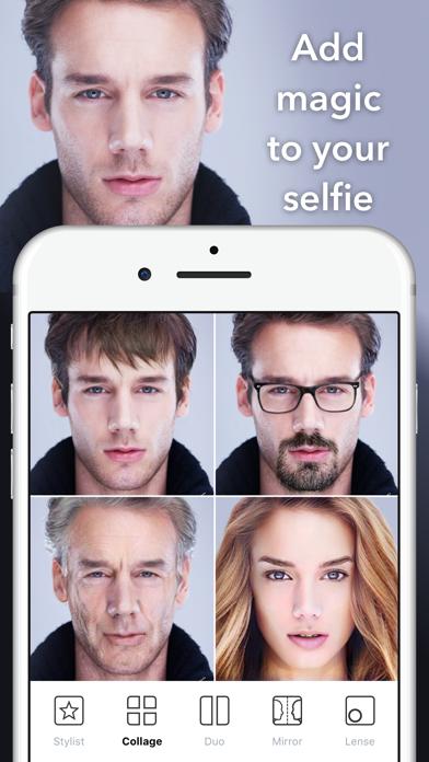 FaceApp: Free Neural Face Transformations Screenshot 1