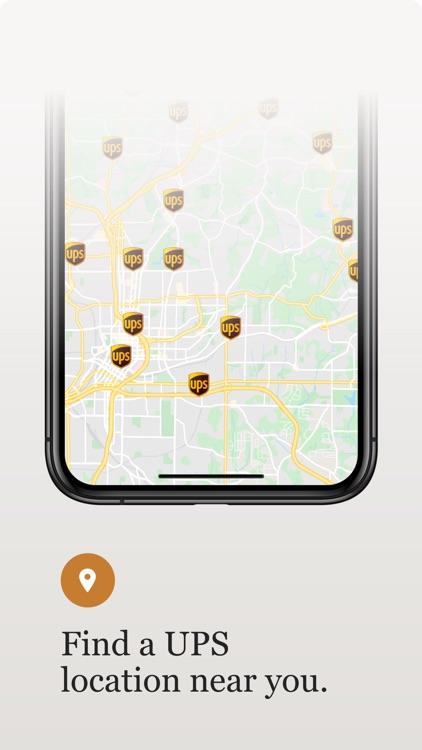 UPS Mobile screenshot-4