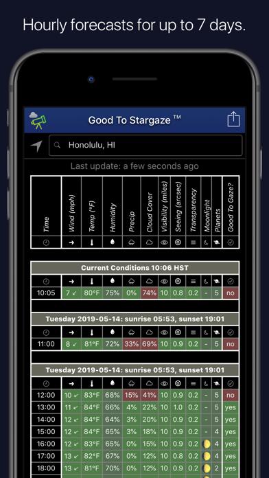 Good To Stargaze Screenshot
