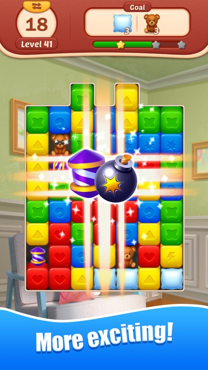 Toy Bomb: Pop Cube Blast Mania screenshot-0