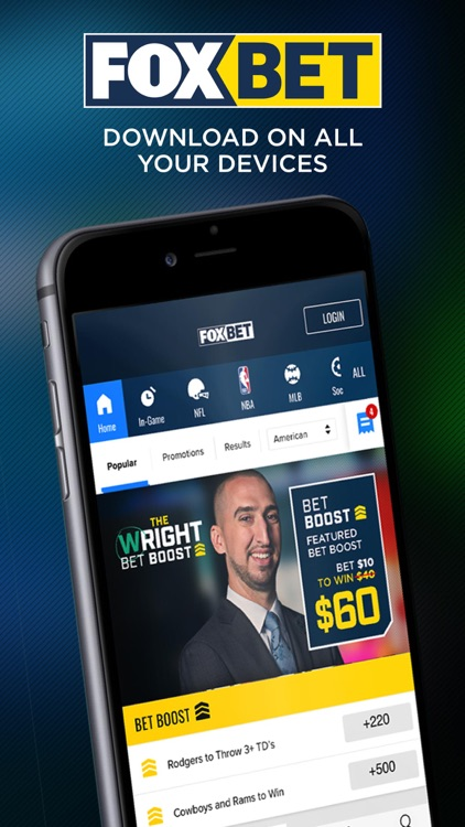 FOX Bet - Sports Betting PA screenshot-5