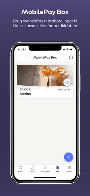 mobilepay til ipad