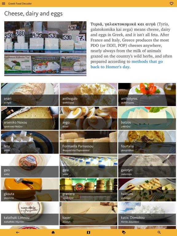 Greek Food Decoder screenshot 13