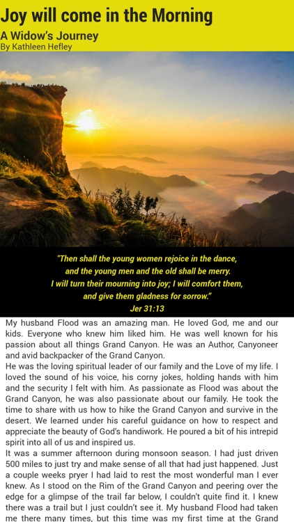 Living Faith Magazine screenshot-1