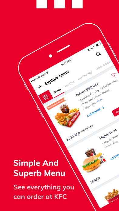Download KFC UAE - Order Food Online for Android