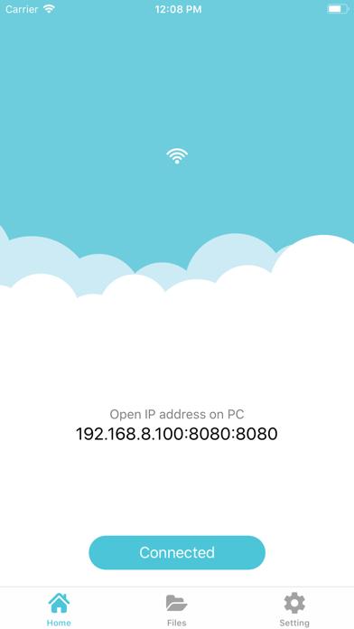 iFile ™ screenshot 1
