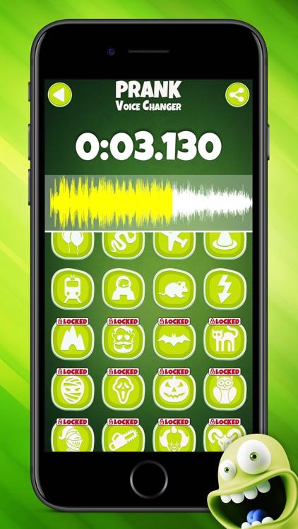 Prank Voice Changer & Modifier screenshot-5